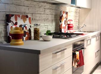 Mueble de cocina sencillo