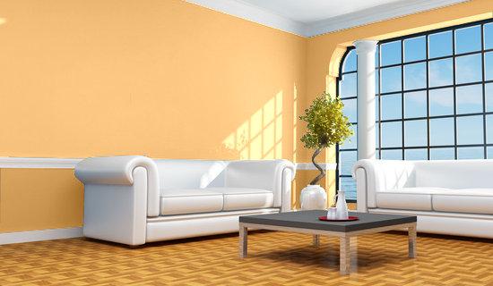 Hacer Del Baño Moco Amarillo:Casa y Color – Visualizador de colores – Salón en Naranjas y