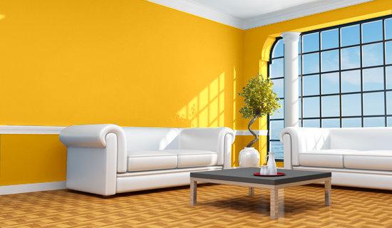 Casa y color visualizador de colores sal n en naranjas for Pintura color canela