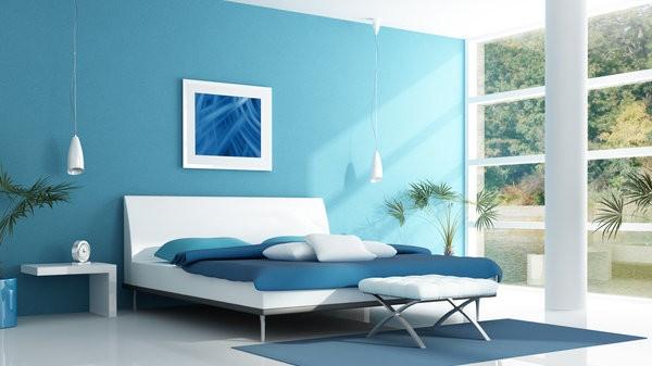 Escoge los colores para el dormitorio casa y color for Colores relajantes para dormitorio