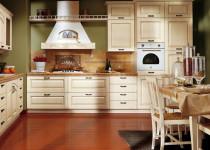 Diseños de cocinas clásicas