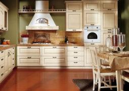 Diseños de cocinas clásicas, colores recomendados