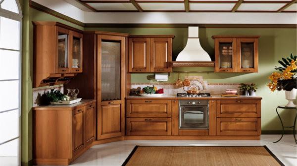 Dise os de cocinas cl sicas casa y color for Cocinas clasicas