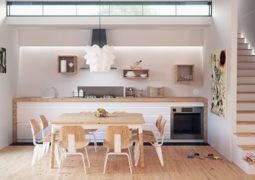 Diseño de interiores de casas en 3D