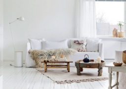 Ideas para decorar en blanco sobre blanco