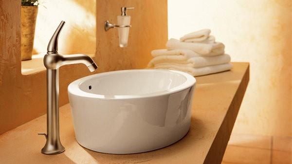 Lavabo baño moderno
