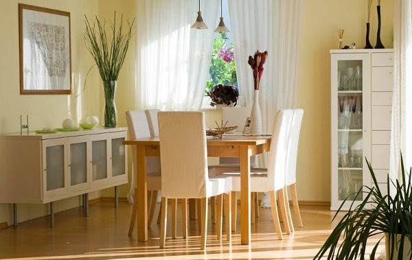 Los muebles de comedor casa y color for Muebles para comedor