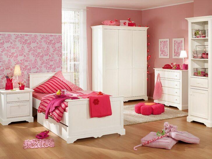 dormitorios de ni as y adolescentes en tonos rosas casa