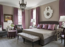 Las cortinas en la decoración de interiores