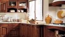 Muebles de cocina bien clásicos