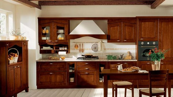 Muebles De Cocina Bien Cl Sicos Casa Y Color