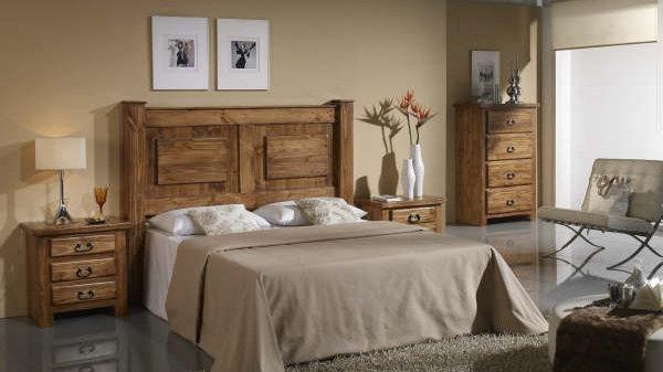 El cl sico beige en la decoraci n casa y color - Dormitorio en blanco y negro ...