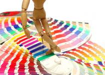 Las cartas de color