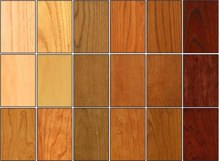 el tipo y color de la madera en interiores casa y color ForColores De Madera