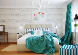 Decoración del dormitorio matrimonial, un lugar para compartir