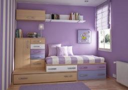Decorando habitaciones infantiles para varones y niñas