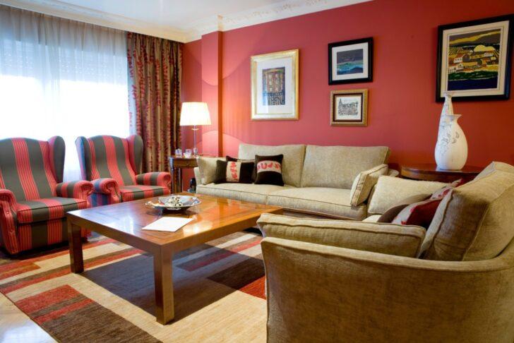 Consejos para decorar el sal n a tu medida casa y color - Decoracion paredes salon ...