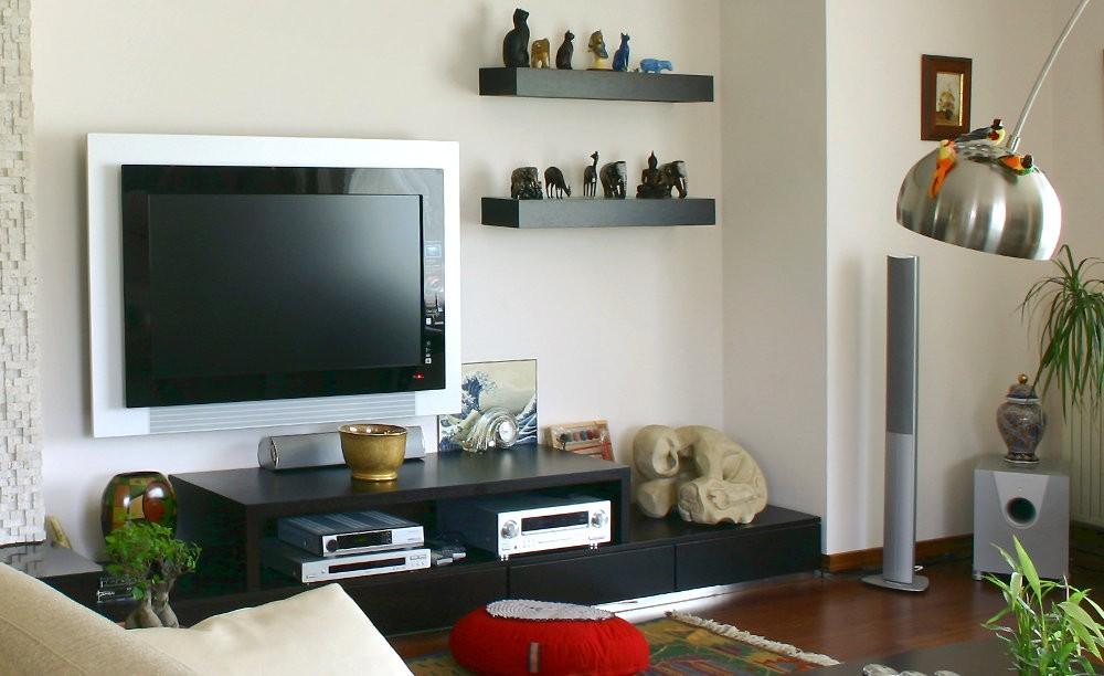 La sala de TV