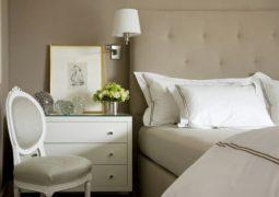 Cómo decorar un dormitorio en beige