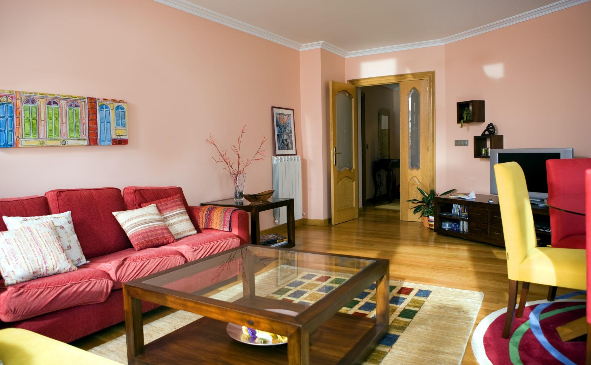 Consejos para decorar el sal n a tu medida casa y color - Consejos para decorar un salon ...