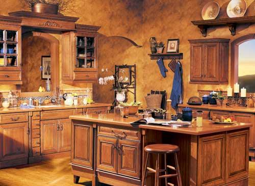 Pon linda tu casa cocina rustica - Cocina rustica barata ...