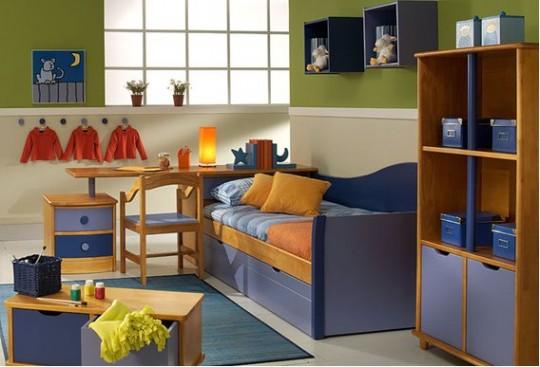 Pintureria nalon marzo 2013 - Habitaciones infantiles azules ...