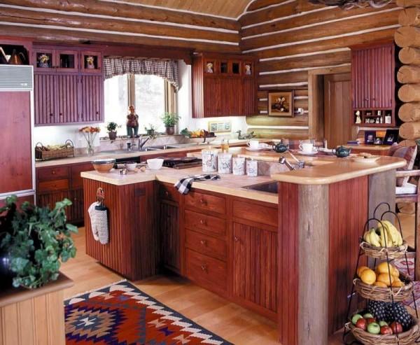Accesorios para una cocina estilo r stico casa y color for Cocinas estilo rustico