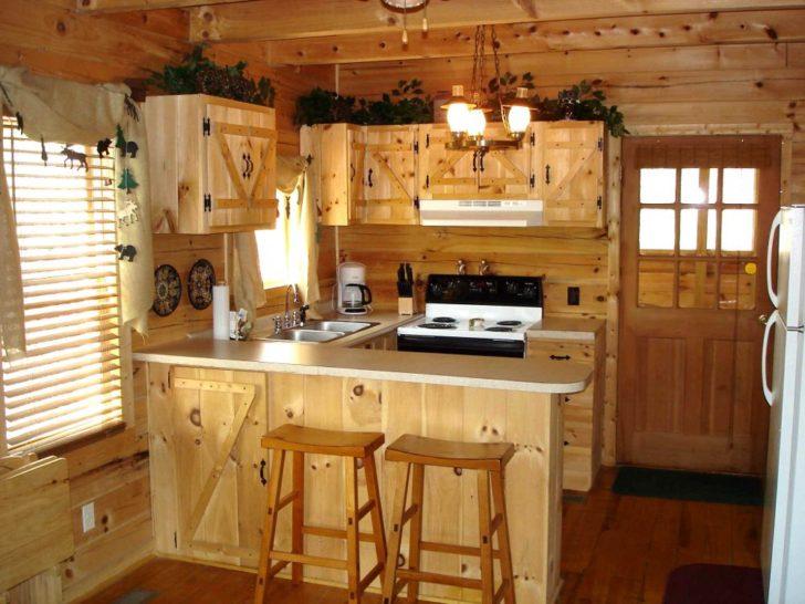 Lo básico para decorar una cocina rústica - Casa y Color
