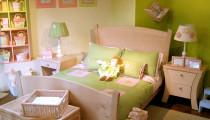 Detalles decorativos para cuartos de niñas