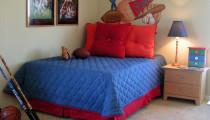 Dormitorios de niños en tonos azules