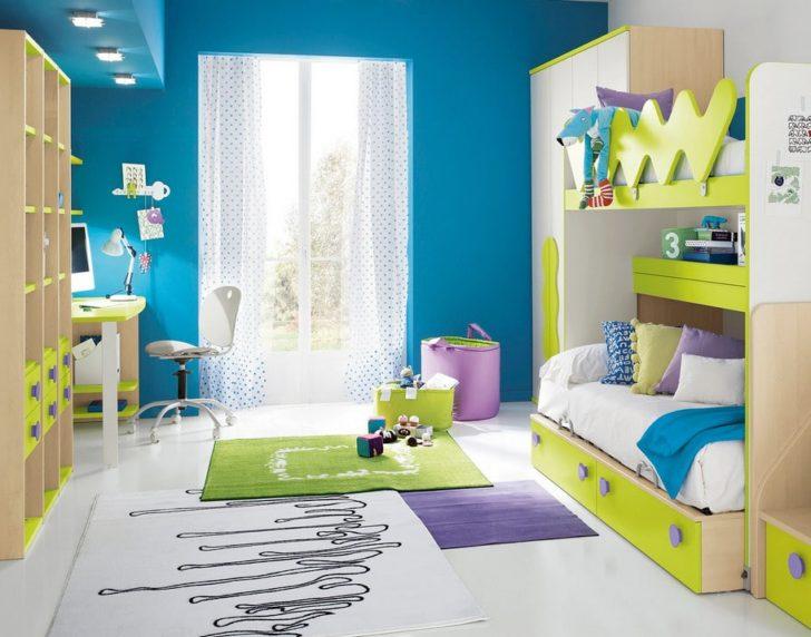 Combinaciones de colores con azul para habitación de ...