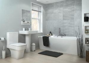 3 ideas de colores para pintar y decorar el baño