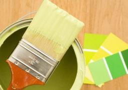 Tipos de pintura para paredes