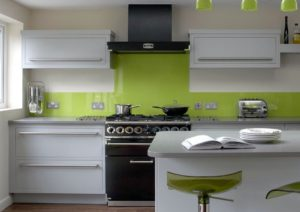 Cocinas: pintura vs alicatado