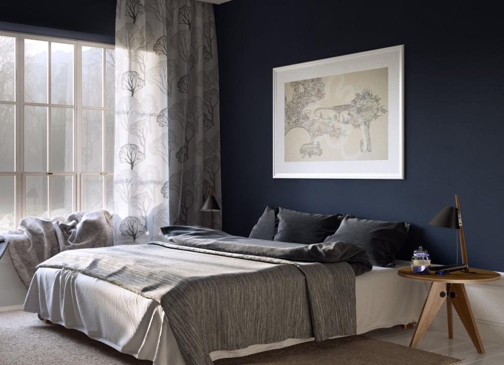 El color azul consejos para decorar y combinaciones for Cuartos de ninas feos