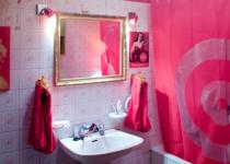 Un baño bohemio-cutre
