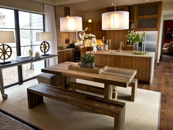 El diseño del comedor y los muebles adecuados - Casa y Color