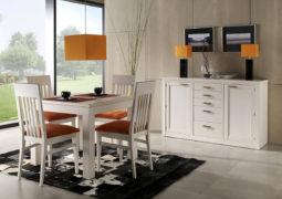 El diseño del comedor y los muebles adecuados