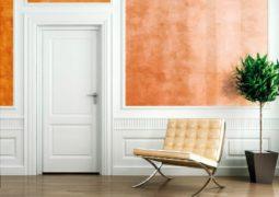Tipos de pintura para pintar y decorar las paredes