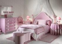 Decorando habitaciones para niñas