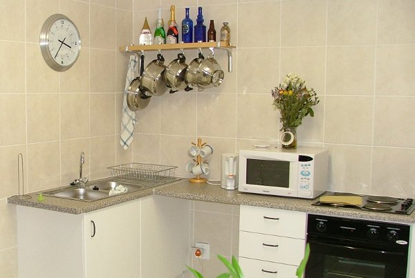 Ideas para una cocina pequeña