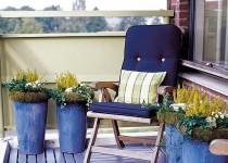 Mejora el aspecto de tu balcón