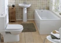 Opciones para baños chicos