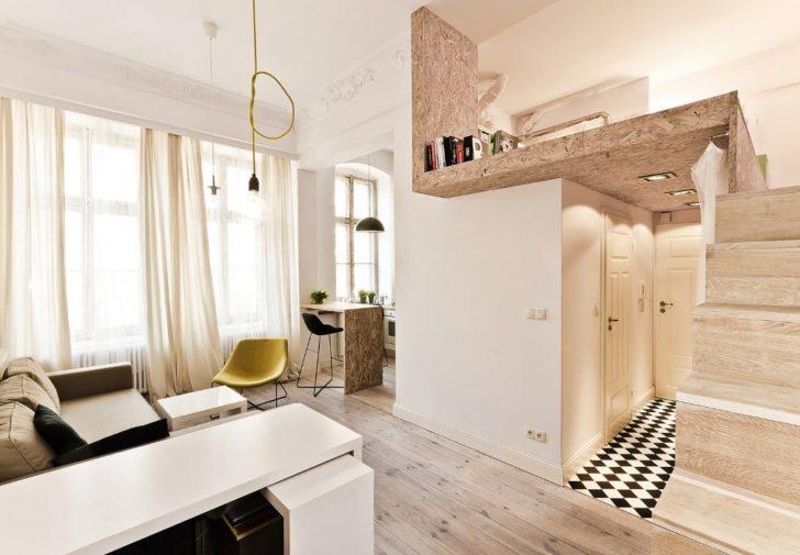 Mini-Loft de 29 metros cuadrados