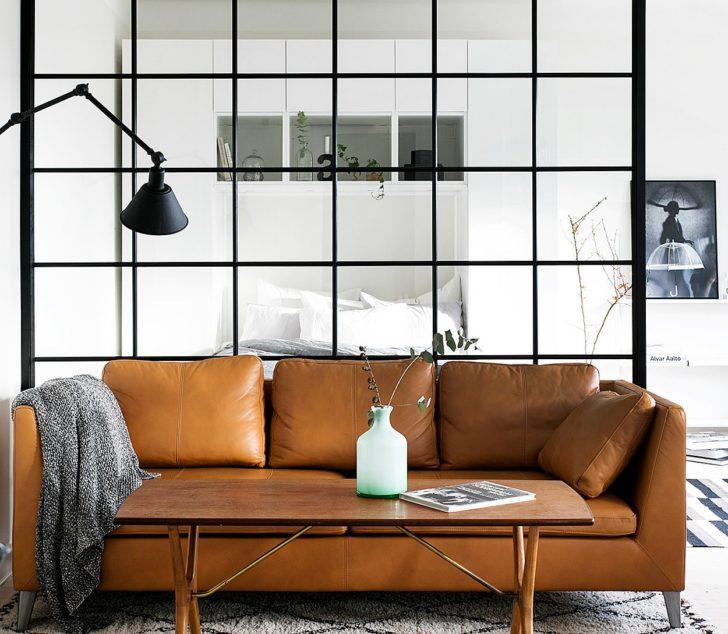 Soluciones elegantes para dividir ambientes sin paredes for Muro cristal