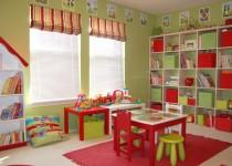 Decorando una sala infantil