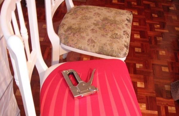 sillas antes despues