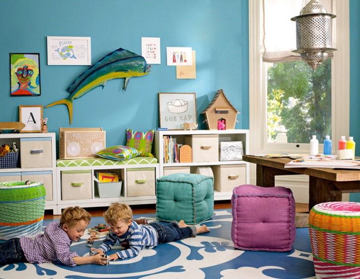 Cuarto Juegos Niños | Creando Un Playroom O Sala De Juegos Para Ninos Casa Y Color