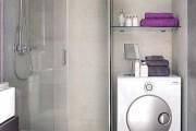 Monoambiente baño