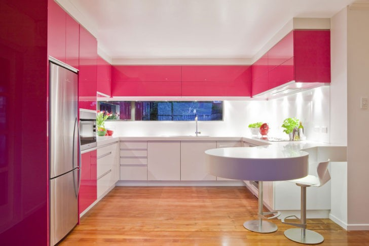 Gran cocina moderna